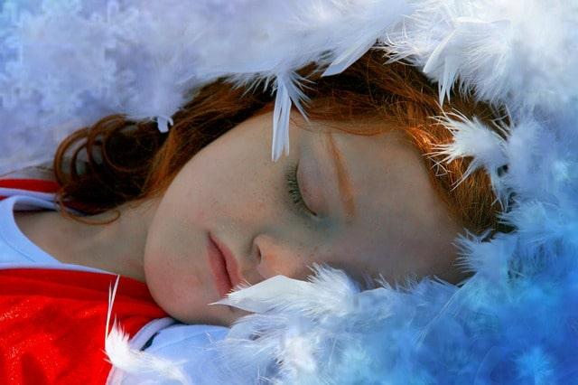 Zdrowy sen gwarancją zdrowego życia!