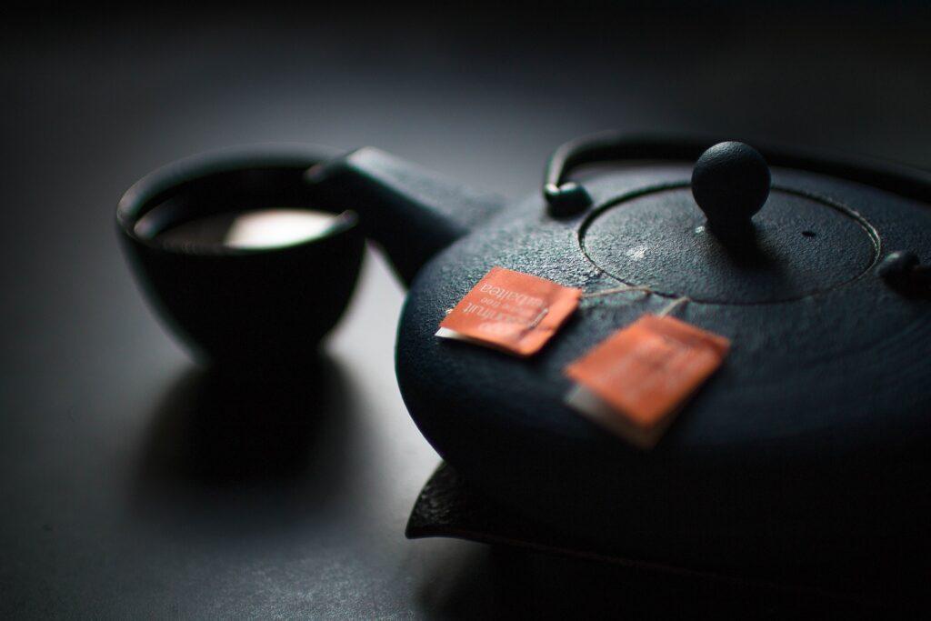 Czerwona herbata jako zabójca tłuszczu