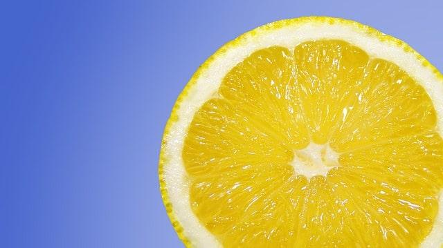 Oczyszczanie organizmu cytrynami
