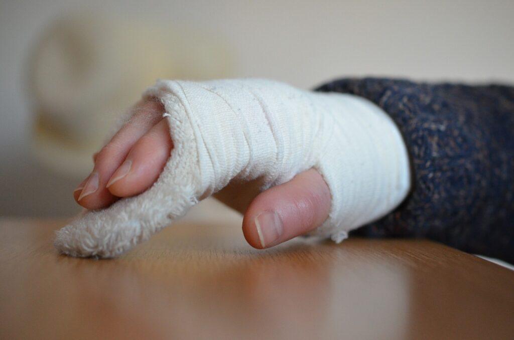 Rekonwalescencja po złamaniach kości