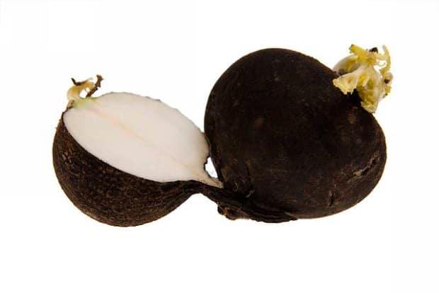 Kilka słów o czarnej rzepie, czyli panaceum prababci