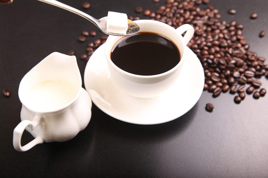 Kofeina jako wspomagacz odchudzania