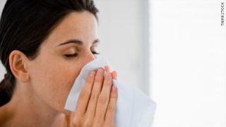 Zatkany nos bez kataru? Sprawdź, czy masz alergię