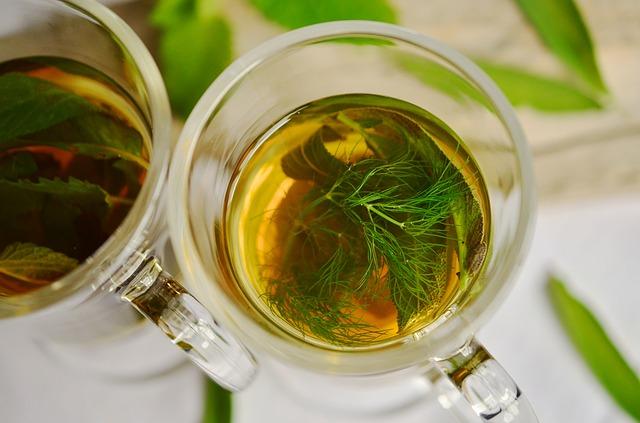 Herbata koperkowa