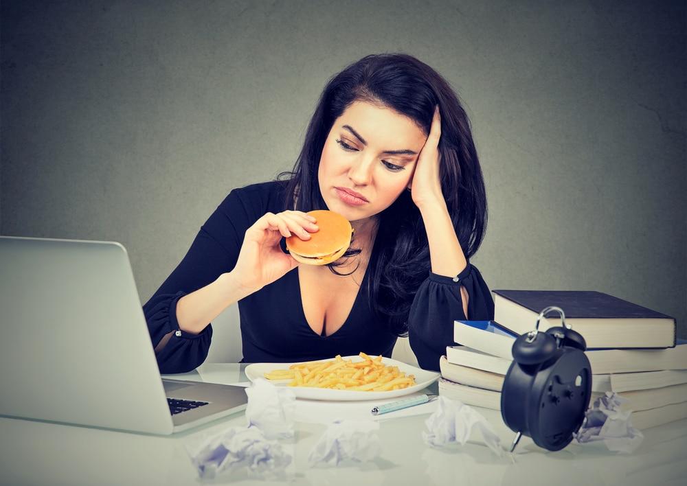 Czy stres zwiększa apetyt?