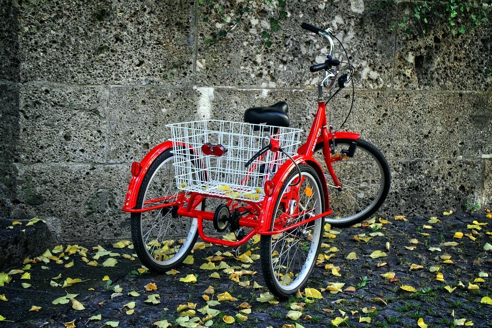 Rower trójkołowy – pojazd dla każdego