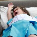 Na bezdech senny cierpią nie tylko dorośli