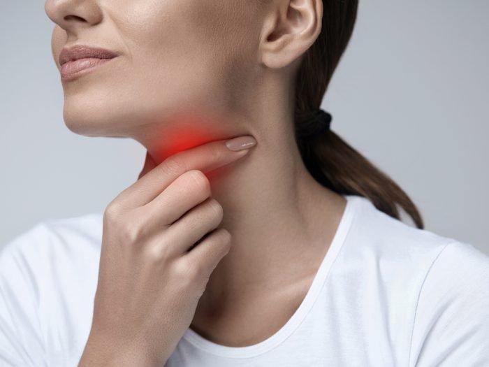 Czy chrypka jest objawem alergii?