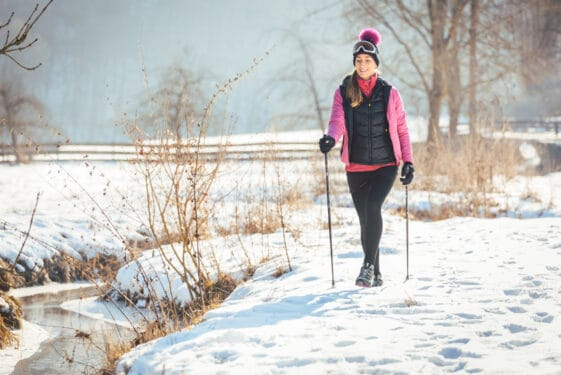 Czy zimą też powinniśmy być aktywni?