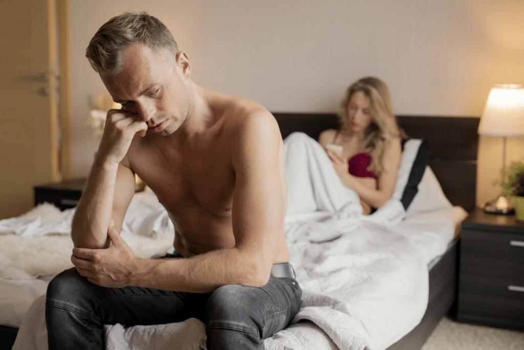 Zaburzenia erekcji – problem także wśród młodych mężczyzn